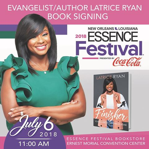 The 2018 Essence Festival